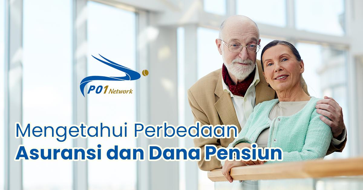 perbedaan asuransi dan dana pensiun