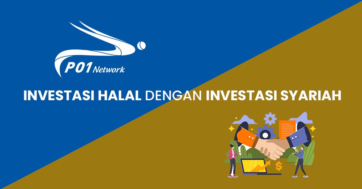investasi halal dan syariah