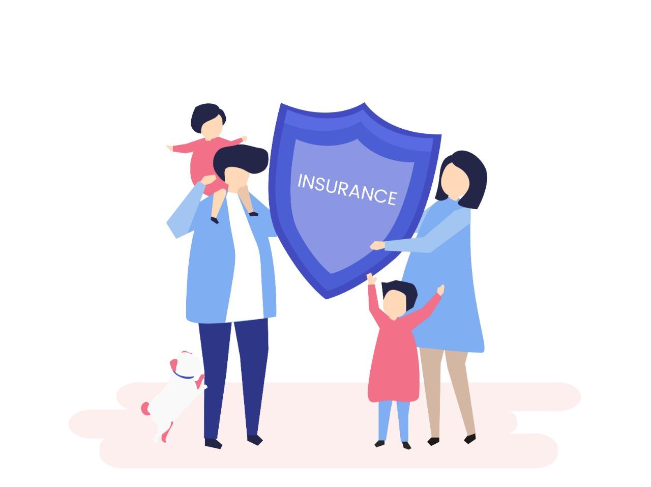 Ilustrasi gambar manfaat perlindungan asuransi