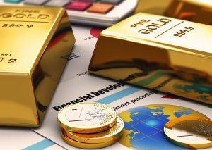 Ilustrasi membandingkan emas atau reksadana