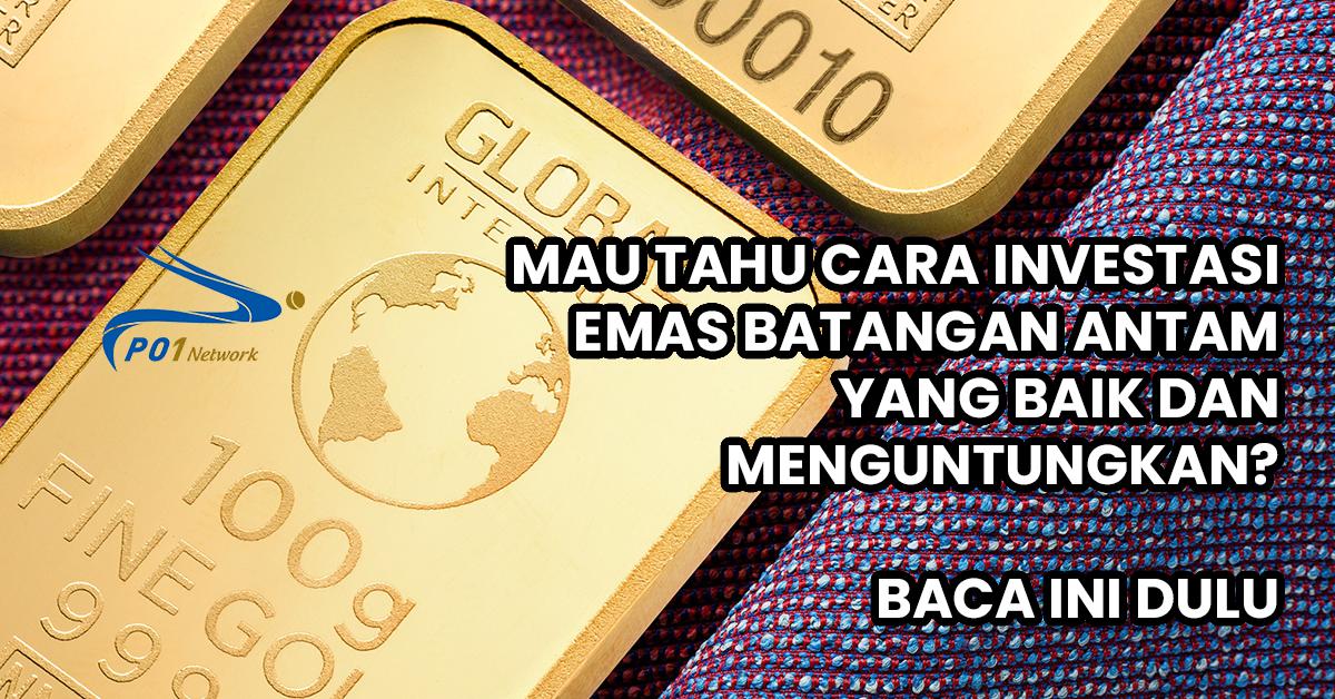 investasi emas online yang aman